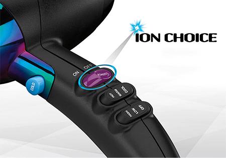 Función Ion Choice