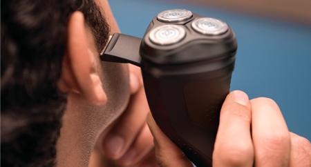Empareja tu bigote y patillas
