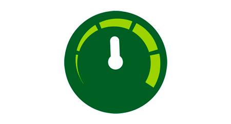 Temporizador y regulador de temperatura de ajuste manual