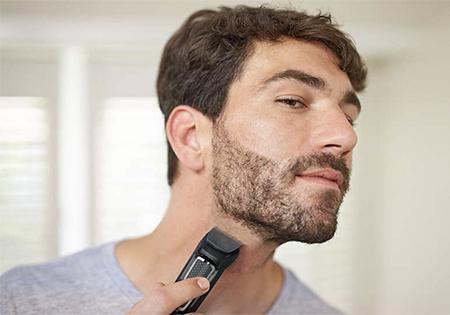 Recorta los bordes de tu barba y cabello para perfeccionar tu aspecto